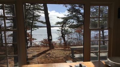 Photo for Year-round breathtaking waterviews: Read & relax in nature conservancy