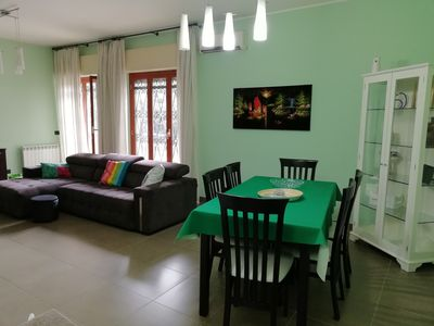 Photo for Between sea and city, apartment with all comforts