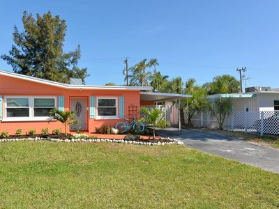 Photo for Gift card with Sept & Oct stays! Beach chic home 2br/2ba with yard, 1200 sq. ft