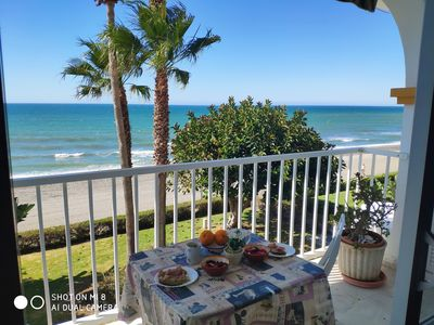 Photo for Torrox: apartment/ flat - Torrox Costa