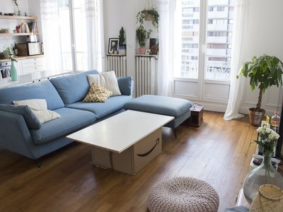 Photo for Beautiful apartment near Place de la Nation