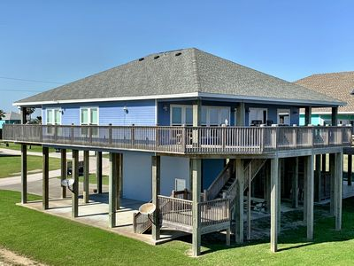 Photo for Just One More Day - Beachfront, family friendly beach, a must see!!
