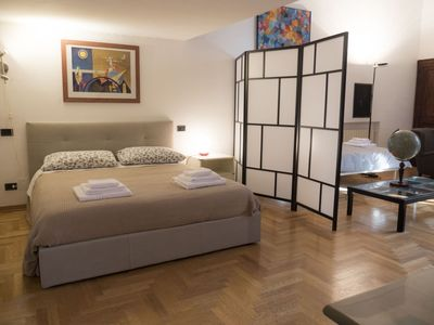 Photo for It is an apartment on the first floor without a lift in the university area
