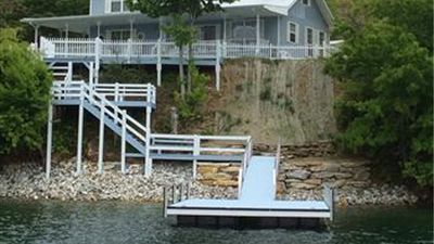 Photo for Lake Front and Smoky Mountain Views w/Boat Dock-Amazing Discounted Rate!