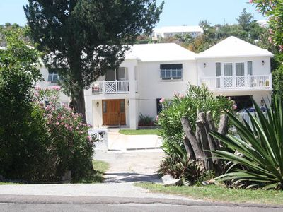 Photo for Located directly across the street from Warwick Long Bay Beach!