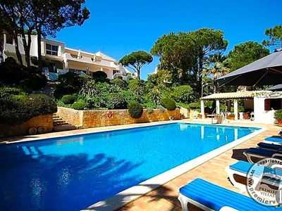 Photo for Quinta do Lago Villa, Sleeps 10 with Pool, Air Con and WiFi