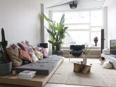 Photo for Light, stylish design house, between Amsterdam and the beach