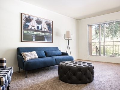Photo for Airy 2BR in The Galleria by Sonder