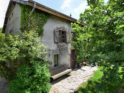 Photo for Provincial Holiday Home with Garden in Gouvy