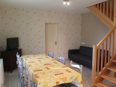 Photo for large cottage with baby equipment