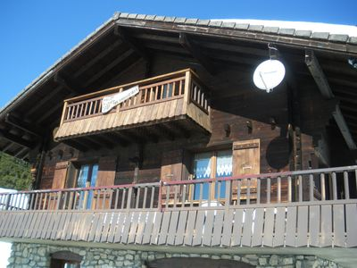 Photo for 2BR Chalet Vacation Rental in Manigod, Auvergne-Rhône-Alpes