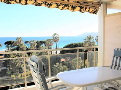 Photo for Viva Riviera Spacious 2 Bedrooms with Balcony and Sea view