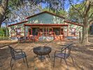 2BR Cabin Vacation Rental in Helotes, Texas