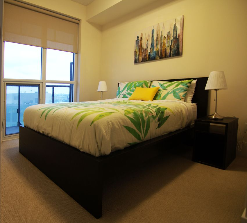 One Bedroom Furnished Lake View In Downtown Toronto 1 Br Vacation Apartment For Rent In