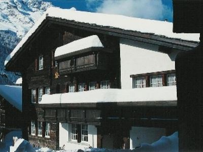 Photo for Apartment Sarazena in Saas-Grund - 4 persons, 2 bedrooms