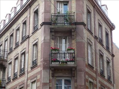 Center of Strasbourg Vacation Rental