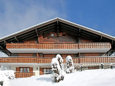 Photo for Apartment Le Bouquetin 1  in Villars, Alpes Vaudoises - 6 persons, 3 bedrooms