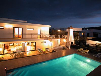 Photo for 4 bed all with en suites, Large Private Heated Pool (Gated), Secluded Terraces;