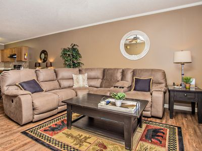 Photo for Downtown Vacation Rental, All New Upgrades, Free Dinner & Shows Included