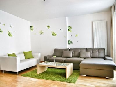 Photo for Opera 405 apartment in Brussels Centre with WiFi & lift.