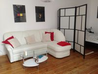 Great apartment so close to transport links