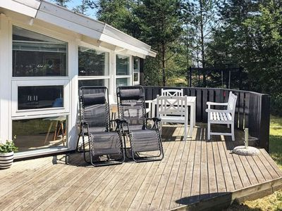 Photo for Vacation home Hals/Koldkær in Hals - 8 persons, 4 bedrooms