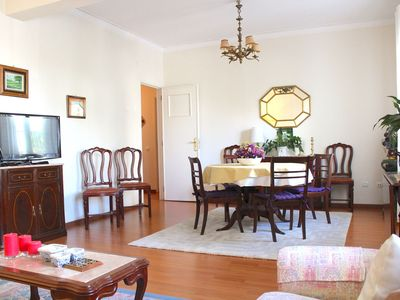 Photo for Spacious Cubeb Blue apartment in Belém with WiFi.