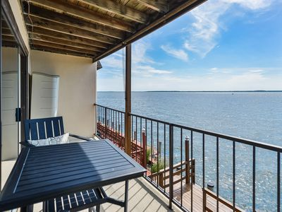 Photo for 2BR, 2 BA Bay Front Property With Amazing Views And Sunsets!