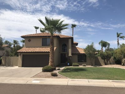 Photo for Large family home, prime location w/ private pool/spa, free WiFi/cable/Netflix!