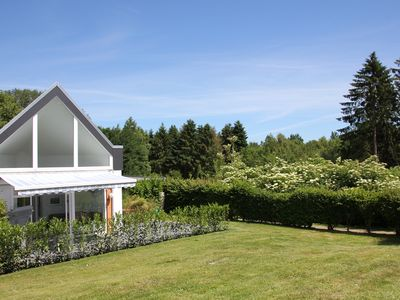 Photo for Exclusive holiday home in a quiet location with swimming pool and sauna