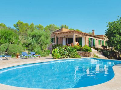 Photo for Vacation home in Felanitx, Majorca / Mallorca - 6 persons, 3 bedrooms