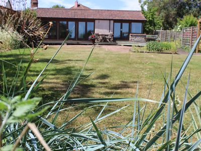 Photo for Garden Cottage in stunning rural location but only 5 minutes from Taunton.