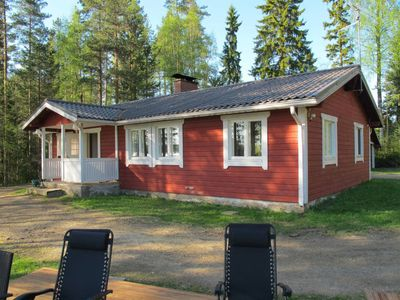 Photo for Vacation home Argillander (FIJ144) in Tuusniemi - 6 persons, 3 bedrooms