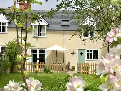 Photo for Two bed self catering cottage, ROSE COTTAGE at POLE RUE FARM