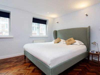 Photo for 2 Bedroom apartment in the heart of Covent Garden (Veeve)