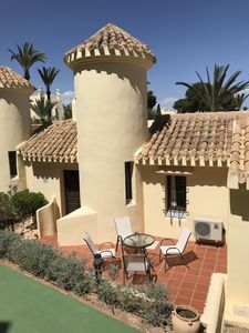 Photo for Los Molinos, La Manga Club.  2 bed 2 bathroom VIlla sleeps 5