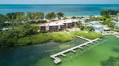 Photo for Beautiful 3BR/2BA w/ Heated Pool, Nearby Boat Dock, and Across from the Gulf