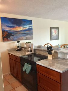 Photo for Great location, fresh look at Maui Vista across from best beach, Charlie Young