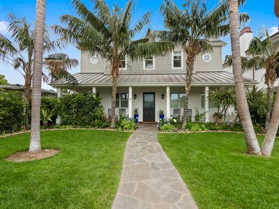 Photo for Pristine Coastal Home close to Disneyland, Bay, Ocean and Surf.