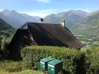 Photo for Beautiful newly renovated chalet with panoramic views next to Saint Lary Soulan