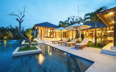 Photo for Balinese Style Luxury 3 Bedroom Villa in Seminyak;