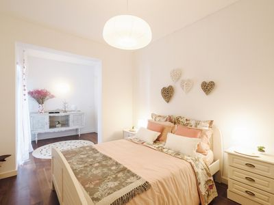 Photo for Lovely Apartment with Free Parking and Terrace