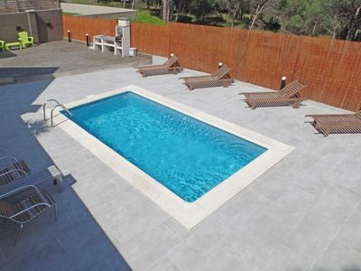 Photo for HOLIDAY VILLA BEL COLL 8P PRIVATE POOL 3 BEDROOMS 2 BATHROOMS FREE WIFI AIRCO
