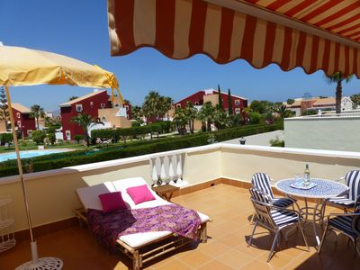 Photo for Superb apartment Naturist 3 rooms VERA Playa High end with parking