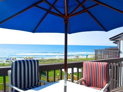 Photo for ☀️Oceanfront Serenity☀️Off Season Specials ☀️