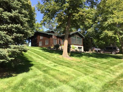 Great home with lots of privacy and room to roam.