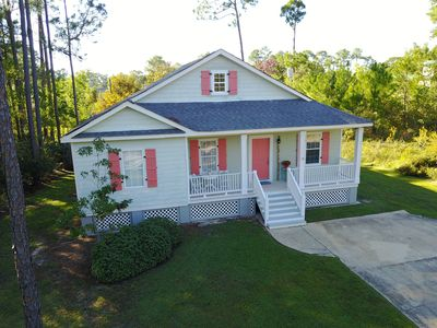 Cozy House Just 2 Minutes Away From The Beaches Of Pass Christian And Downtown