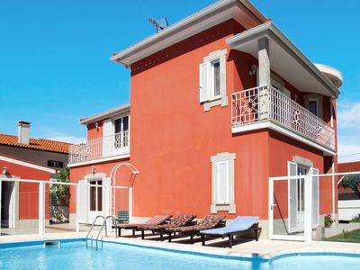 Photo for This 5-bedroom villa for up to 11 guests is located in Esposende and has a private swimming pool and