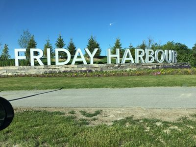 Photo for Friday Harbour Luxury  1 bedroom