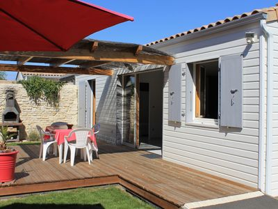 Photo for Houses 4 * quiet near chatelaillon Beach and La Rochelle